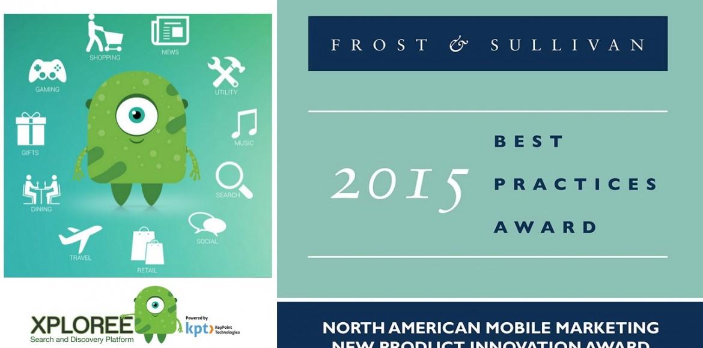 Xploree-wins_frost-n-sullivan_award